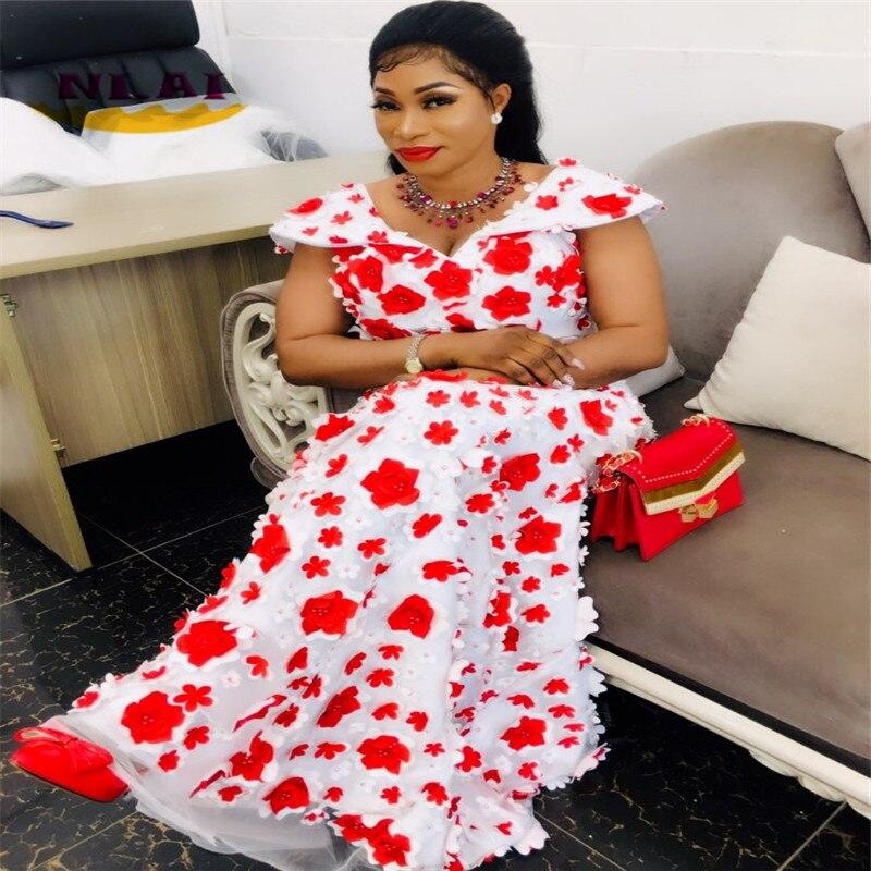아프리카 레이스 패브릭 3d 꽃 고품질 2019 프랑스어 tulle 레이스 패브릭 웨딩 드레스 XY1719B 2 에 대 한 appliqued 나이지리아 그물 레이스-에서레이스부터 홈 & 가든 의  그룹 1