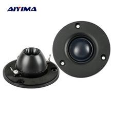 Aiyima 2 ST 3 Inch Audio Speaker Tweeter Hifi 4Ohm 8Ohm 15 W Zijde Film Treble Speaker Neodymium Magnetische luidspreker
