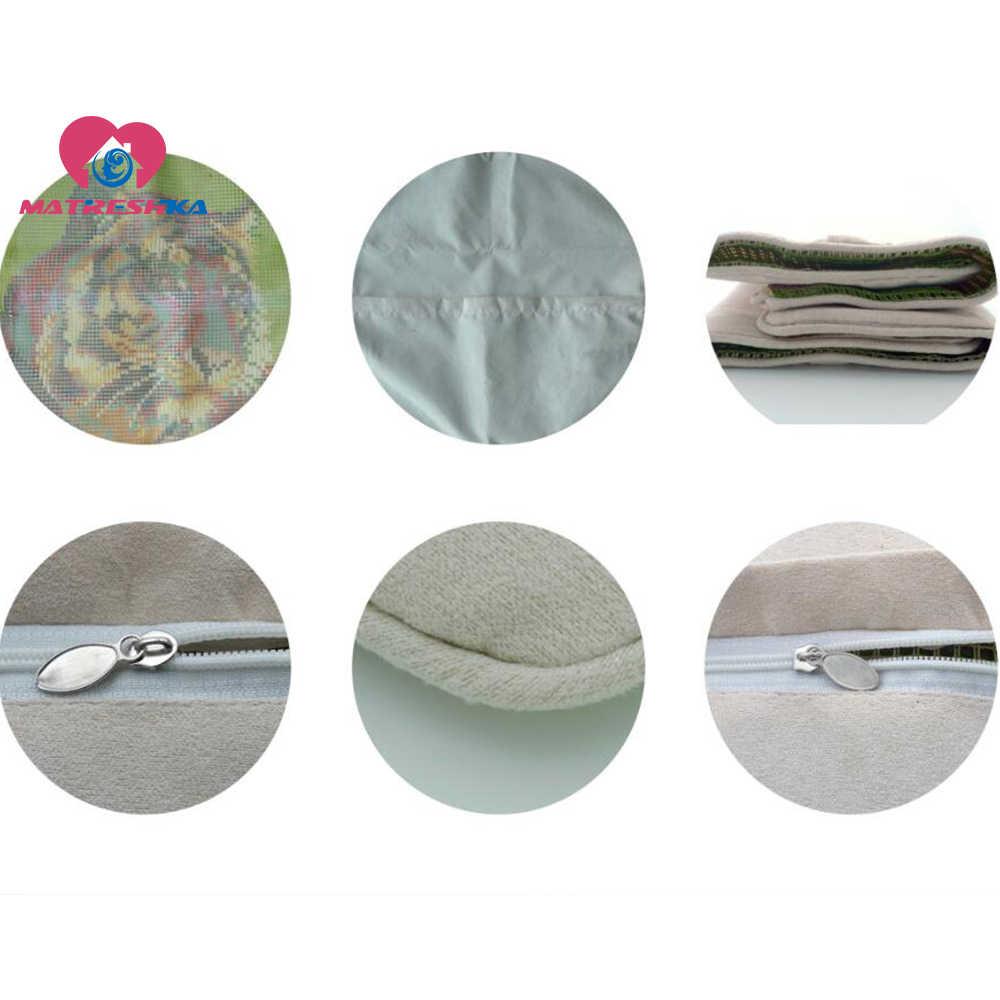 Горячие защелки крюк наборы ковров 3d DIY Набор для вышивания крючком ковровая пряжа подушка коврик Единорог Ремесленная вышивка ковер