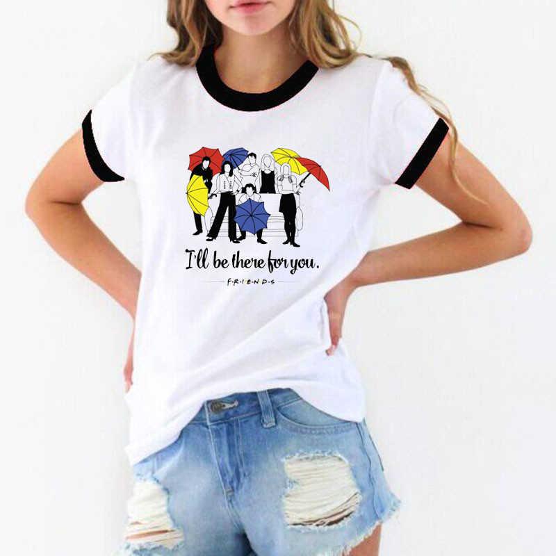 친구 tv 쇼 t 셔츠 여성 그래픽 티 셔츠 femme bff 2 t 셔츠 90s tumblr tshirt 가장 친한 친구 선물 여성 점퍼