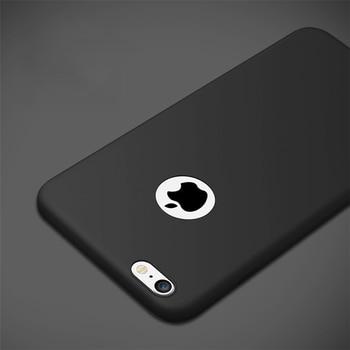Luxury Matte Skin Case Fundas for iPhone 6S 7 TPU Rubber Soft Back Cover for iPhone 6 6S 7 Plus 5 5S SE Soft Silicone Case Capas резак для щеток стеклоочистителей