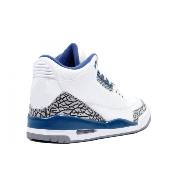 Buy Cheap Retro 3S True Blue 2011 136064-104