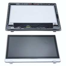 Laptop lcd display touch digitiser glasscheibenanordnung + lünette b116xan03.2 für acer aspire v5-122p series v5-122p ms2377