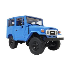 Image 2 - 1:16  Mini RC Car Toys Off road Metal Chassis Remote Toy