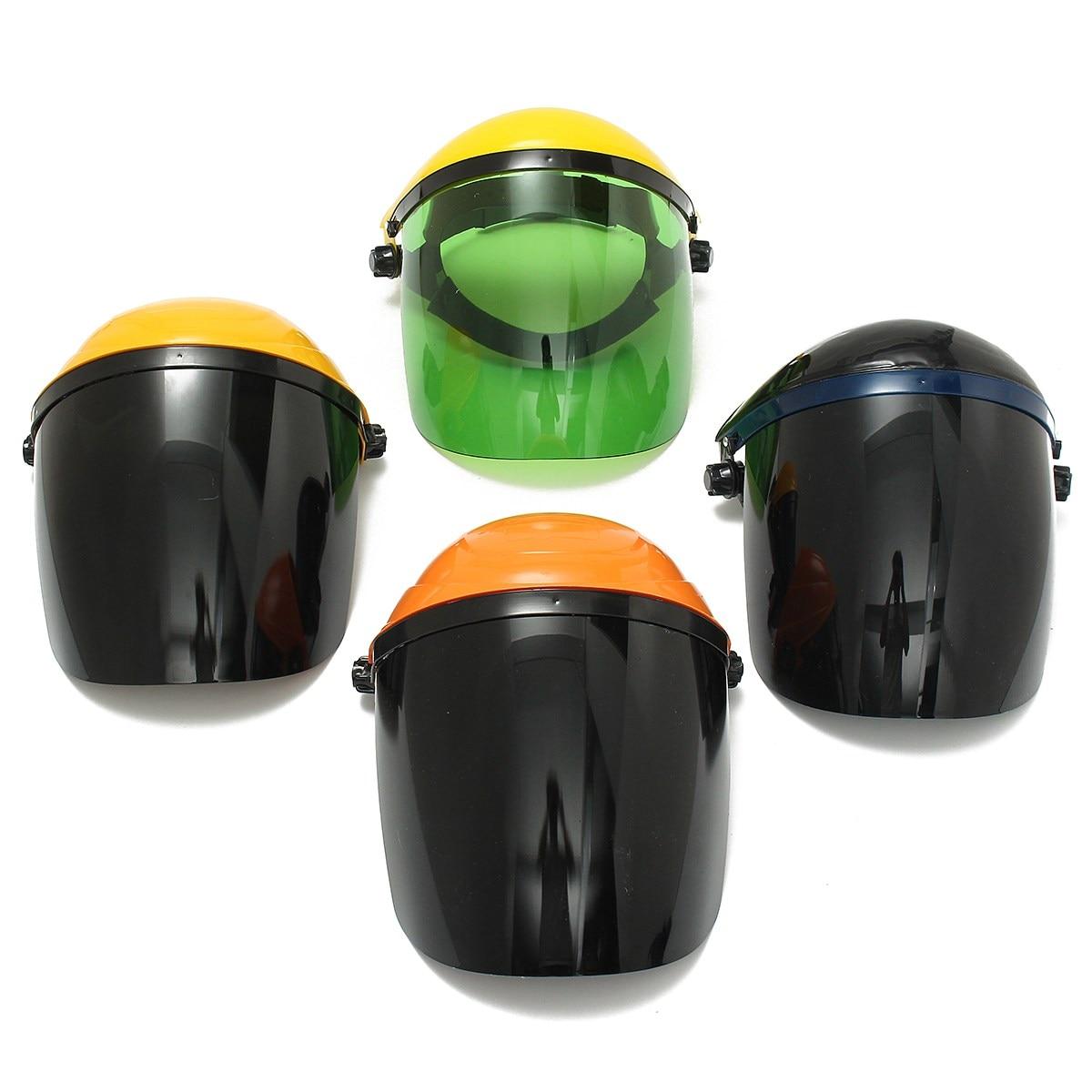 Adjustable Safety Helmet ARC TIG MIG Welder Lens Grinding Mask + Safety Goggles Workplace Safety maritime safety