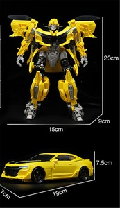 Image 4 - COMIC CLUB Weijiang movie studio series SS05 SS 05 OP small version Transformation metal alloy parts Action Figure robot toy