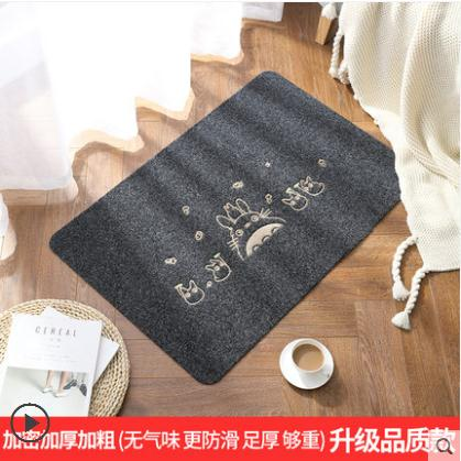 Black Soft Carpets Anti skid Plush Hair Shaggy Carpet Faux Fur Area Rugs Floor Mats For Living Room Bedroom Alfombras in Carpet from Home Garden