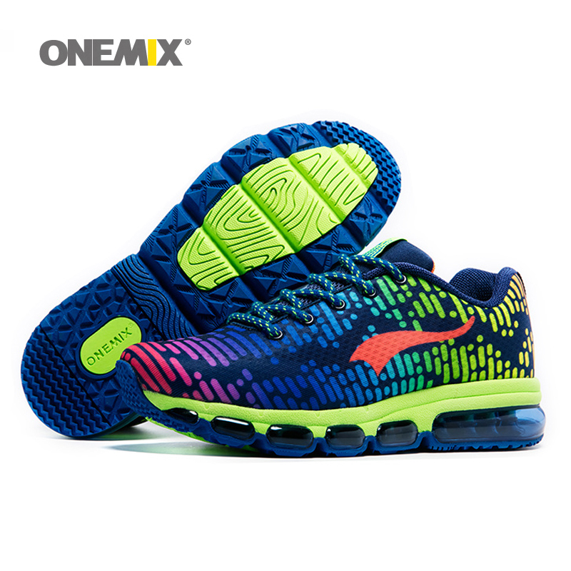 ONEMIX New Men Running Shoes For Women Nice Athletic Trainers Zapatillas Sport Shoe Max Cushion Shox Outdoor Walking Sneakers 46 new onemix breathable mesh running shoes for men women light lady trainers walking outdoor sport comfortable sneakers