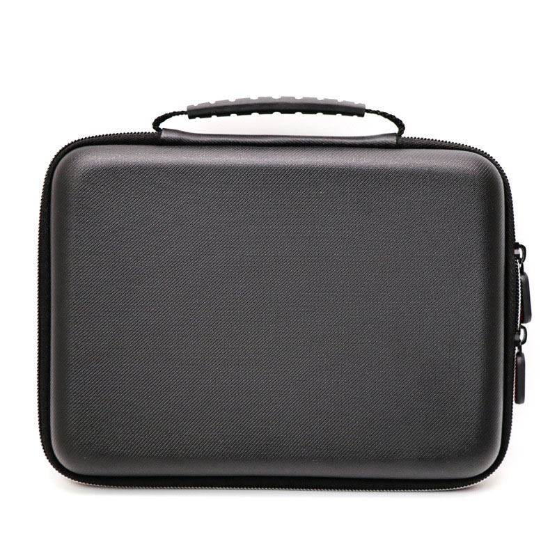 Large Capacity Shockproof Carrying Case U Disk, U Shield Cipher Package Sd Card Encryption Lock Collection Mobile Hard Disk Pa