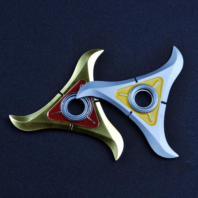 Naruto Rasen Shuriken Spinner Fidget Toys