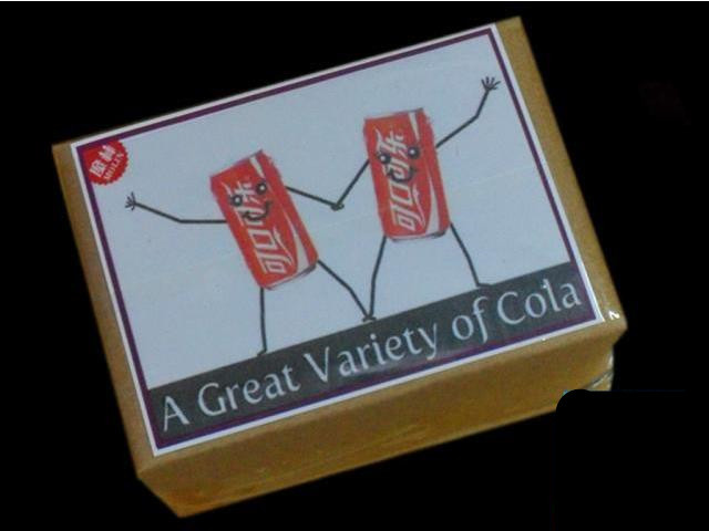 Free Shipping! A great variety of cola - Trick,Accessories,Close Up ,Mentalism,Stage Magic,Card,Comedy