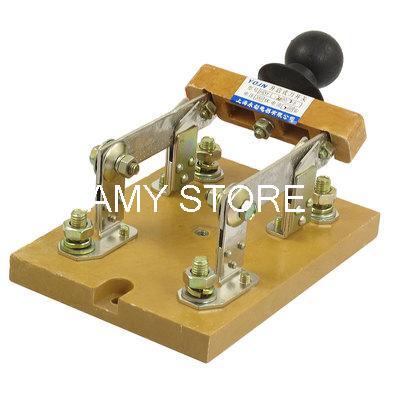 Bipolare 380 V 200A Safety Power Circuit Coltello Elettrico Interruttore DPSTBipolare 380 V 200A Safety Power Circuit Coltello Elettrico Interruttore DPST