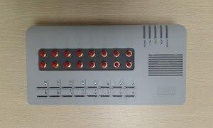 Image 2 - Original DBL GOIP16 Quad band pasarela VOIP GSM 16 canales GOIP 16 GOIP 16 IMEI cambiar sim rutas bancarias 16 tarjetas SIM SMS VOIP