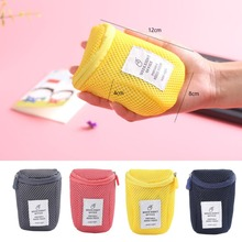 Mouse Accessories Mini Portable Shock Proof Storage Bag Personalized Digital Gadget Devices USB Cable Earphone Organizer Bag