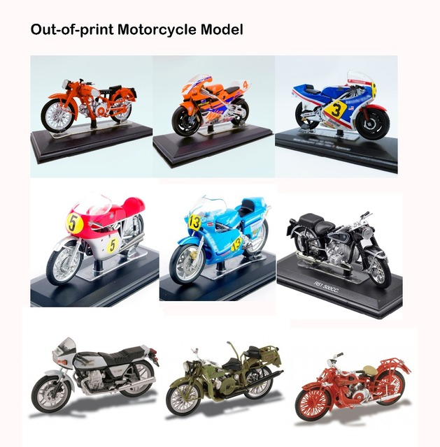 rare  Out of print  ITALE 1:22.  Ros YMA  NSR 500cc  Semi alloy  Retro Motorcycle Model  Collection model  A variety of