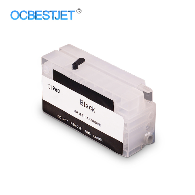 US $9 58 |For HP 960XL 960 XL Empty Refillable Ink Cartridge With ARC Chip  For HP Officejet Pro 3610 3620 Printer (CZ665AA/CZ666AA)-in Ink Cartridges