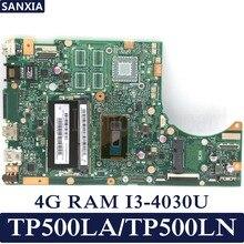 Kefu TP500LA/TP500LN материнская плата для ноутбука ASUS TP500LA TP500LD TP500LN TP500L TP500 Тесты оригинальная плата 4 грамм I3-4030U