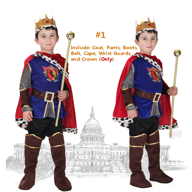 hot outfit family matching outfits halloween costume glossy prince cosplay clothes universal cosplaychina - Halloween Costumes Matching