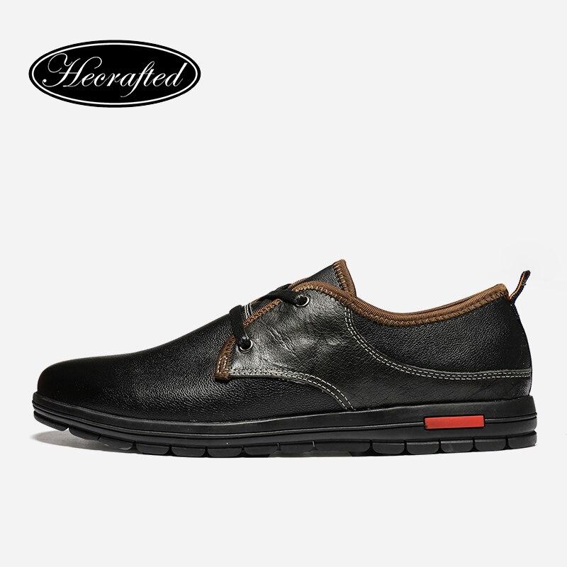 кровать franklin full size size 37~48 full grain leather men flats 2017 Hecrafted fashion comfortable men shoes #FJ683