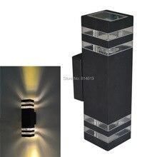 Современный открытый настенные светильники/открытый настенный светильник/LED Крыльцо Огни/водонепроницаемый IP65 лампы настенные светильники наружного освещения