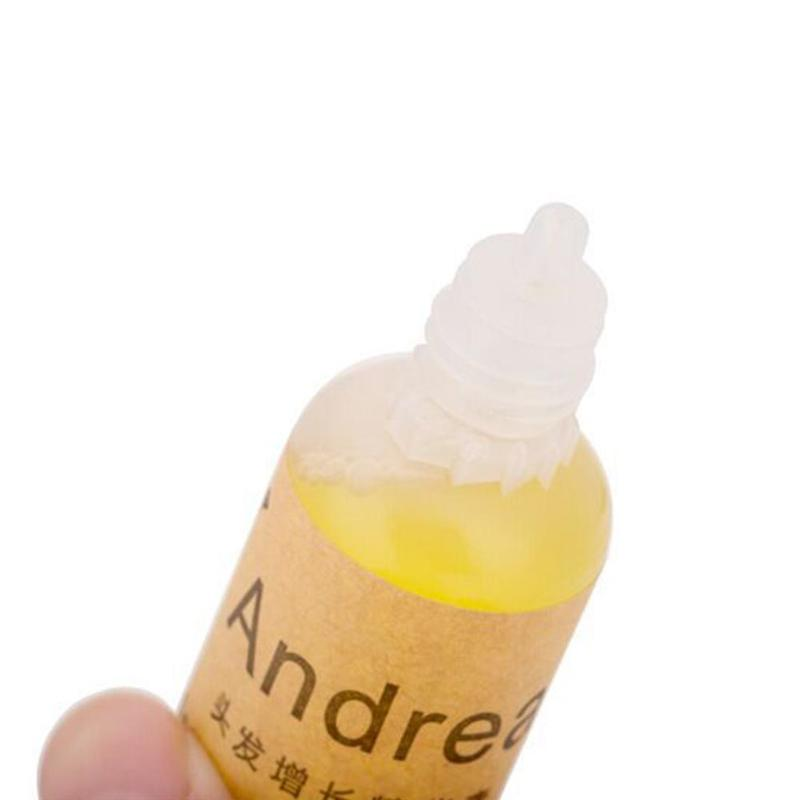 20ml Andrea Hair Growth Oil Essence Thickener for Hair Growth Serum Hair Loss Product 100% Natural Plant Extract Liquid Oil 1