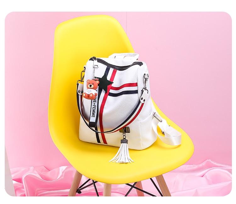 2018 New Retro Fashion Ladies Backpack-0017