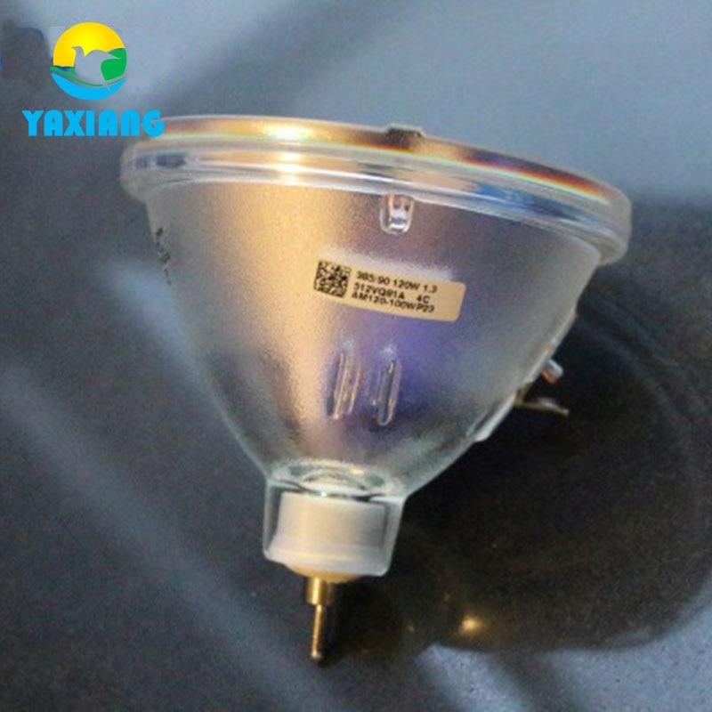 Original Projector Lamp ELPLP02 V13H010L02 bare lamp for EMP-3500 Powerlite 3500 ELP-3500 etc Projector Lamps compatible projector lamp for epson elplp01 elp 3000 elp 3300 emp 3000 emp 3300