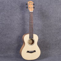 Top Solid Tenor Ukulele 26 Inch Mini Guitar 4 Strings Mahogany Picea Asperata Ukelele Guitarra Handcraft