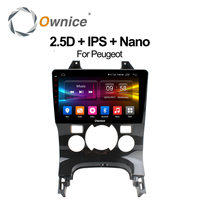 Ownice C500 9 Android 6 0 Octa 8 Core 2G 32G Car DVD Multimedia For PEUGEOT