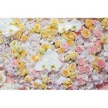 Thin vinyl  Photography Studio Senior Vinyl Background Digital print newborn flowers Backdrops 7X5ft F-2288