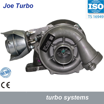 GT1544V 753420 753420-5005 s Turbo cho CITROEN C3 C4 C5/FORD C-Max Focus/MAZDA 3/PEUGEOT 307 407/S40 V50 DV4T DV6T 1.6Hdi