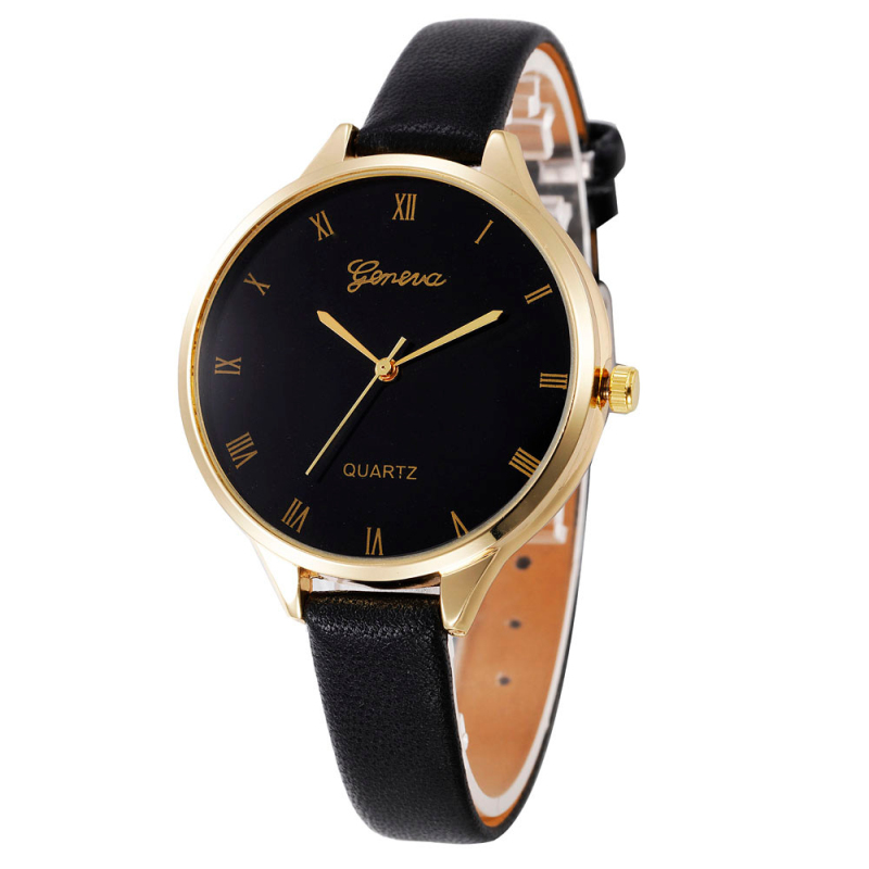 2018 Fashion Watch Women Luxury Brand With Leather Dress Elegant Ladies Watch Classic Wristwatch Relogio Feminino Luxo Clock top brand rebirth women quartz watch lady luxury fashion dress clock classic female wristwatch women gift relogio feminino
