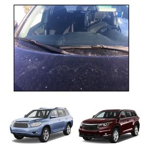 """Набор стеклоочистителей для Toyota Highlander Kluger XU40 XU50 2008 - 2019 лобовое стекло 26 """"20"""" 12"""""""
