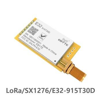 Módulo SX1278 SX1276 LoRa, TCXO 915MHz, E32-915T30D rf inalámbrico, transmisor y receptor inalámbrico de largo alcance de ebyte, iot