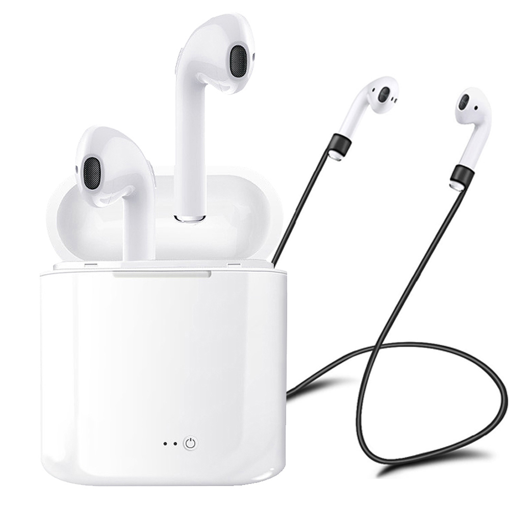 Old town headphone i7s TWS i8 run Wireles earpods Wireless Earphone Bluetooth Headset For apple Iphone X sony xiaomi Galaxy s8