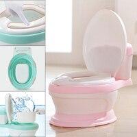 New Baby Potty Toilet Training Seat Portable Plastic Children's Pot Boy Girls Training Potty Urinal Toilet Potty Chair