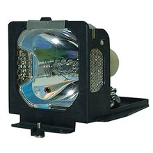 POA-LMP55 Replacement Projector Lamp with Housing for SANYO PLC-SU55 / PLC-XE20 / PLC-XL20 / PLC-XT15KS / PLC-XT15KU /PLC-XU25