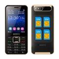 SERVO V8100 4 СИМ-карты 4 резервный мобильный телефон Quad SIM четыре SIM cards cell phone Quad Band 2.8 дюймов Фонарик MP3 GPRS P064