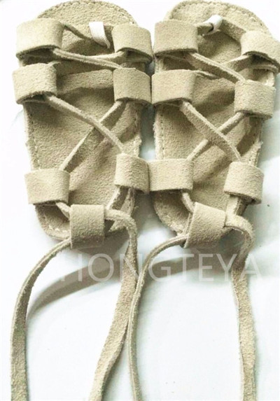 New handmade Soft sole toddler gladiator shoes 100% leather summer Baby Boys Girls Infant Shoes Slippers kids baby moccasins