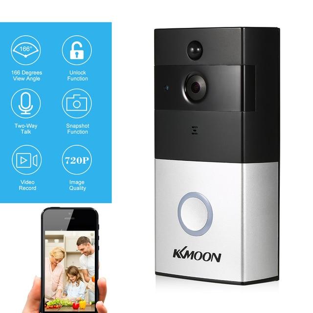 OWSOO HD 720P Video Door Phone WiFi Visual Intercom Home Security ...