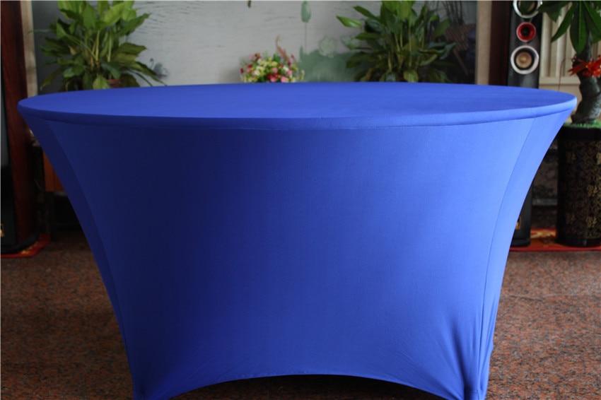 5PCS Lycra / Ubrus / Ubrus / Ubrus / Běžec na stůl / Židle na svatební hostiny / Hotel / Banket / Party / Bytový textil a textil