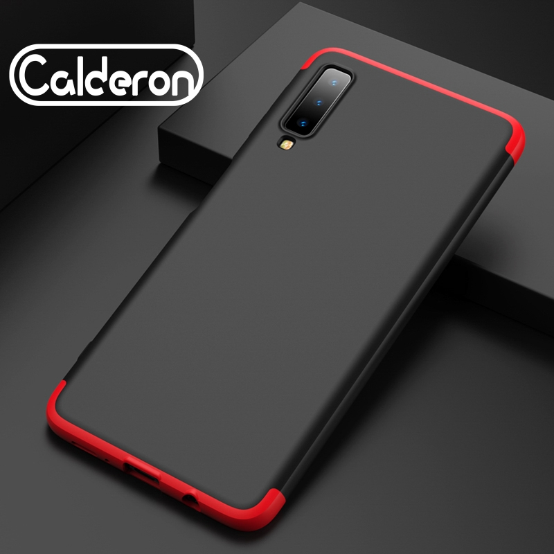 360 Full Cover Case For Samsung A50 Case Samsung J7 Prime A30 A9 M10 M20 J2 J6 J4 Plus S6 S7 Edge Note 8 9 S10 S10E A7 2018 Case in Fitted Cases from Cellphones Telecommunications