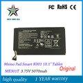 """3.75 В 5070 МАч Оригинальный Планшет Аккумулятор для ASUS Memo Pad Smart K001 10.1 """"Tablet С11-ME301T ME301T"""