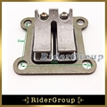 Del motor Reed placa para 2 tiempos 47cc 49cc Pocket Bike Mini Moto niños ATV Quad 4 Wheeler Dirt Bike Minimoto