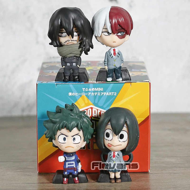 Nendoroid Meu Herói Academias izuku midoriya Deku katsuki bakugou Boneco Brinquedo Modelo