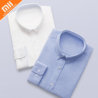 xiaomi 90 points classic oxford shirt 100% cotton oxford fabric