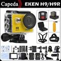 """Original EKEN H9/H9R Ultra HD 4 K/25fps WiFi Remoto 2.0 """"LCD pro Capacete Cam subaquática à prova d' água ir câmera de Ação Esporte"""