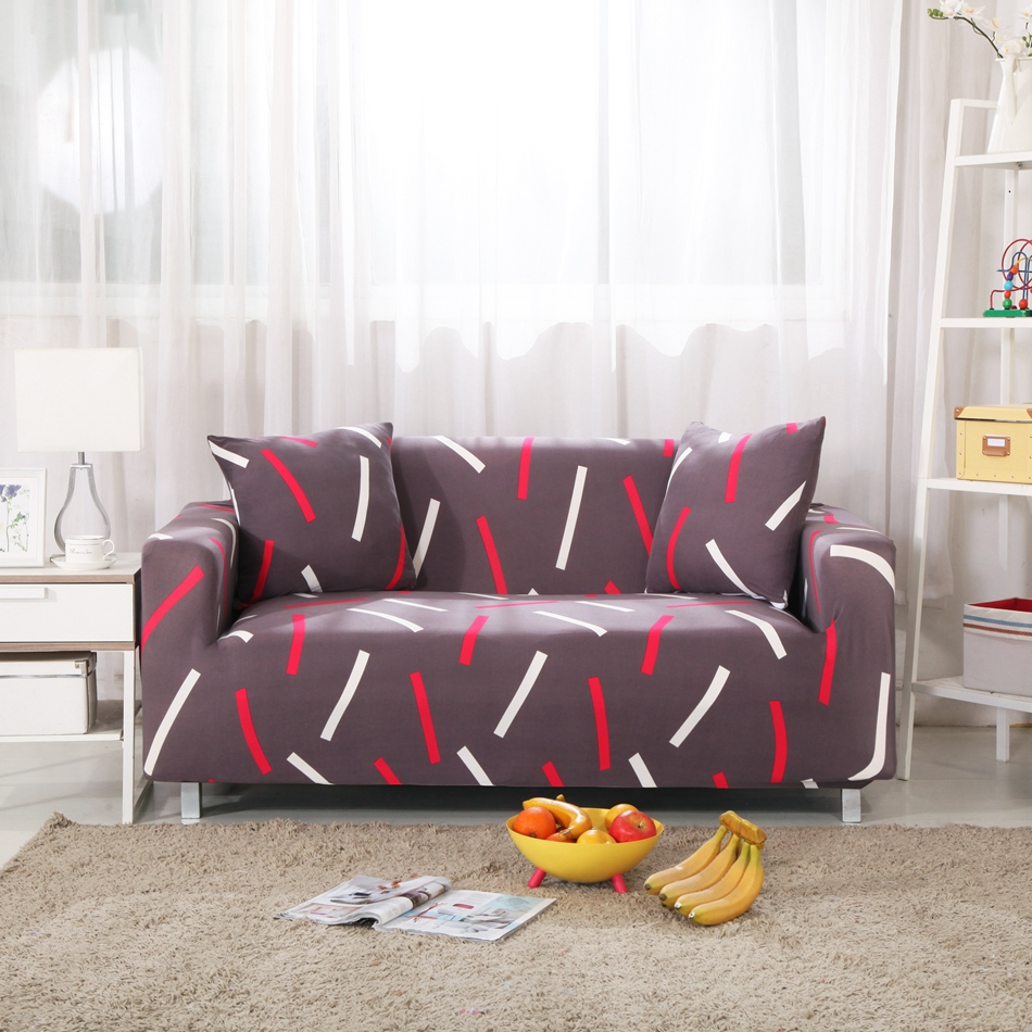 Strange Red And White Stripes Couch Sofa Covers For Living Room Caraccident5 Cool Chair Designs And Ideas Caraccident5Info