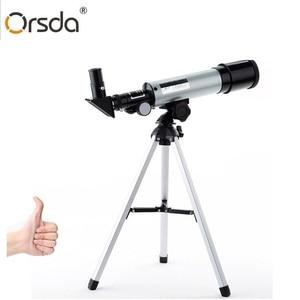 Image 1 - فلكية للهواتف الذكية تلسكوب عدسات تكبير 30x 60X كاميرا واحدة HD تلسكوب المقربة مع العدسات كليب للهاتف المحمول