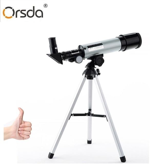فلكية للهواتف الذكية تلسكوب عدسات تكبير 30x 60X كاميرا واحدة HD تلسكوب المقربة مع العدسات كليب للهاتف المحمول